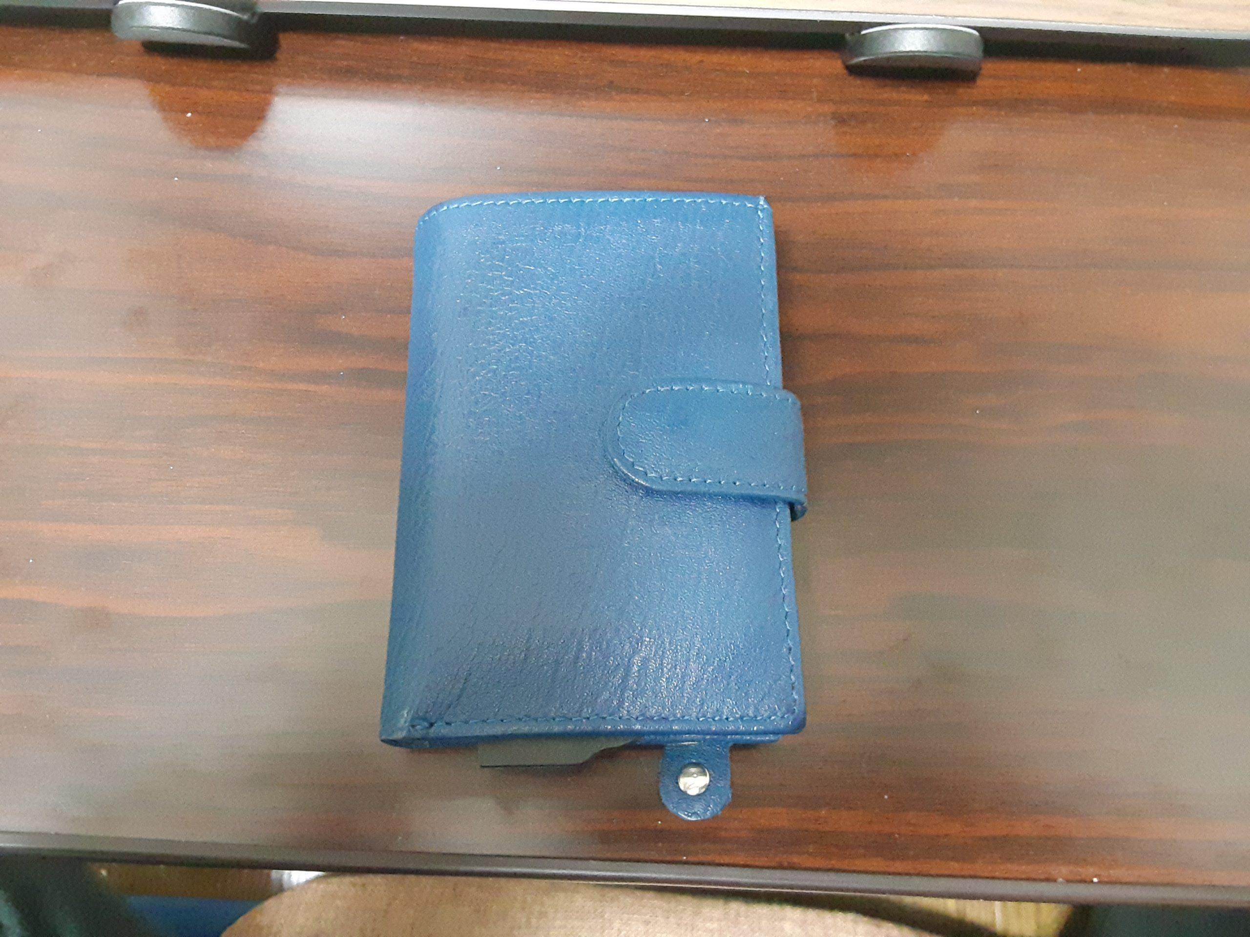 Zepirion本革財布
