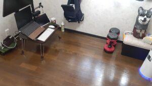 21/01/20-4.5畳の部屋掃除(1)
